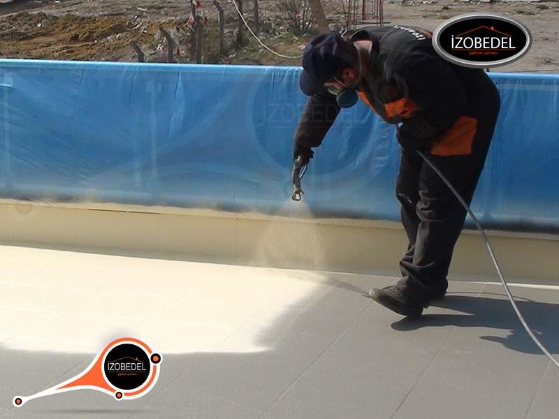 Polyurea Balkon Su Yalıtımı